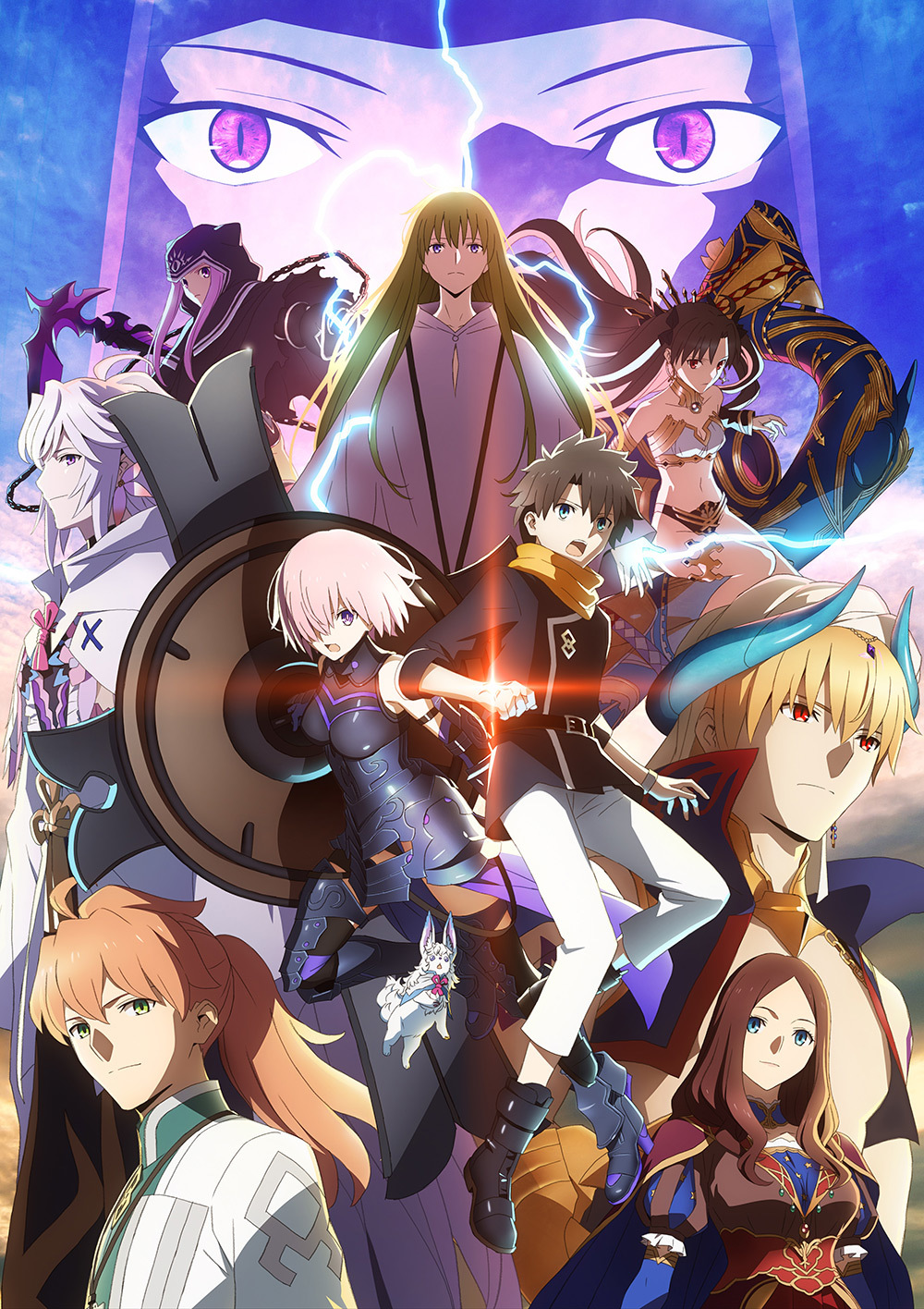 (C)TYPE-MOON / FGO7 ANIME PROJECT